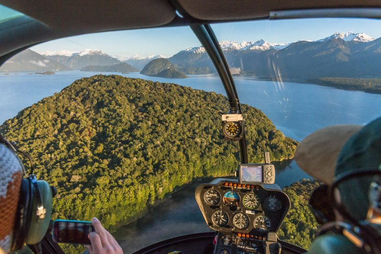 Lord of the rings filming locations flight