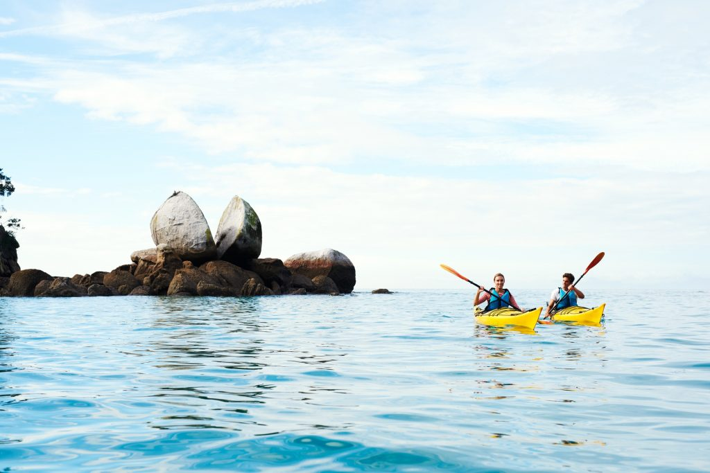Split Apple Rock, Nelson Tasman