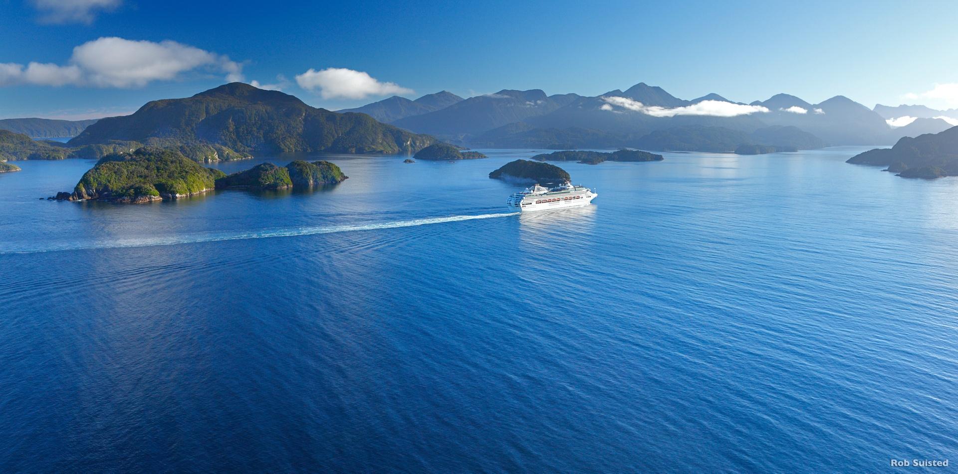 Dusty Sound, Fiordland